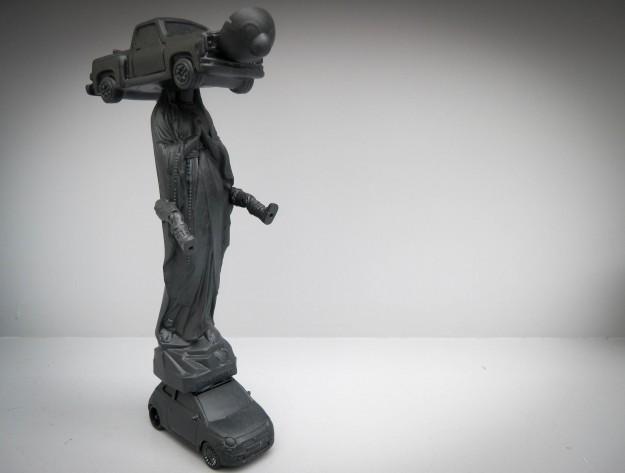 sculpture ferdi